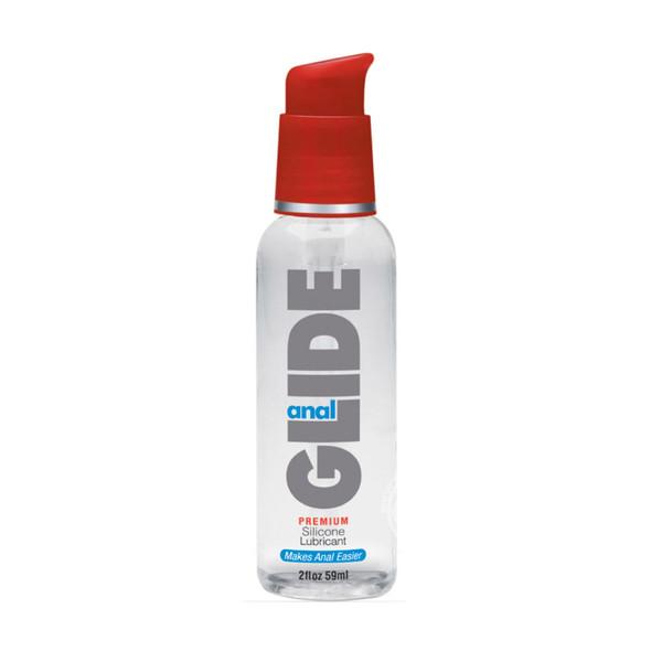 Anal Glide Premium Silicone Based Lubricant