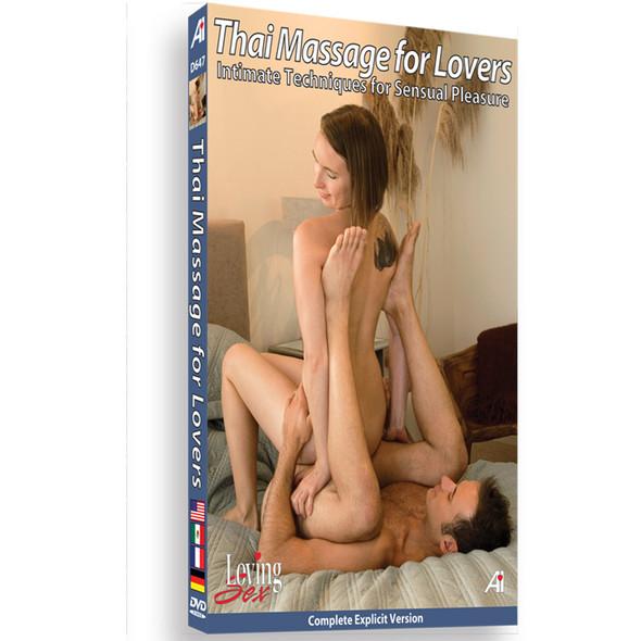 Thai Massage for Lovers DVD