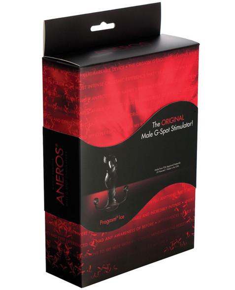 Progasm Black Ice Male G-Spot Stimulator Box