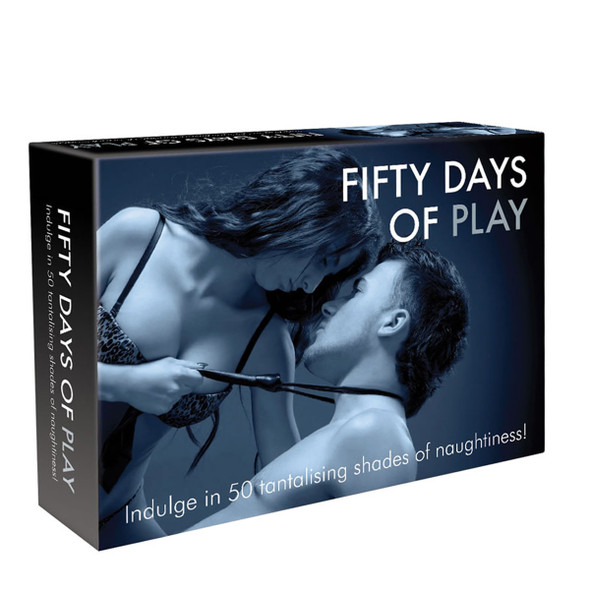 Fifty Days Of Play Couples Bondage Game