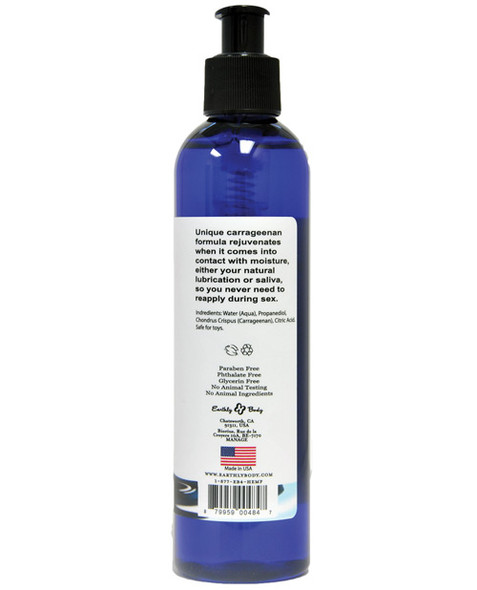 Waterslide Personal Lubricant - Ingredients