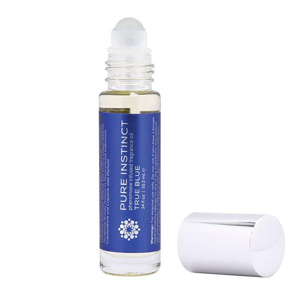 Pure Instinct Pheromone Fragrance Oil True Blue - Roll on