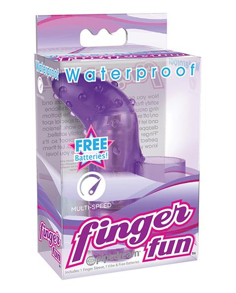 Waterproof Finger Fun G-Spot Massager