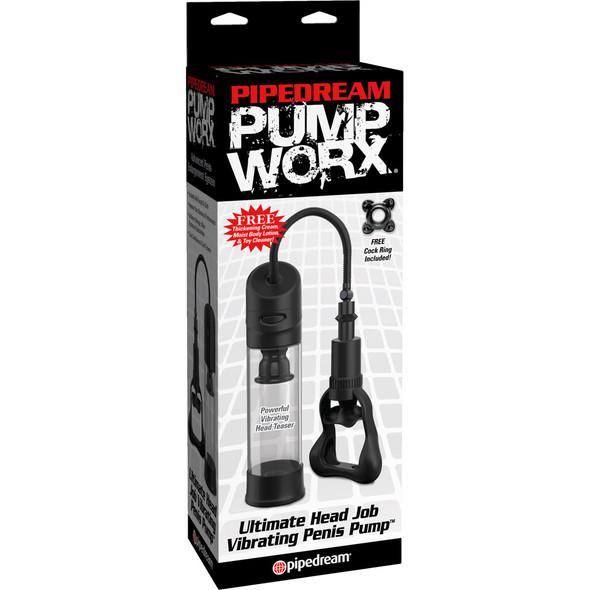 Pump Worx Penis and Penis Head Pump