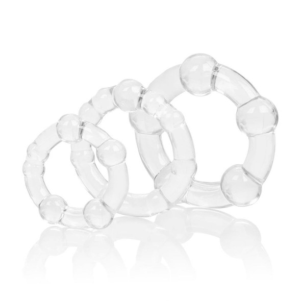 Silicone Island Erections Rings