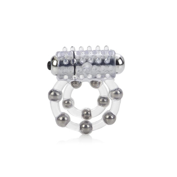 Maximus Enhancement Ring with Stroker Beads