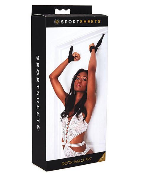 SportSheets Door Jam Cuff Restraints