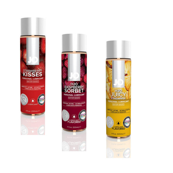JO Flavored Lubricants