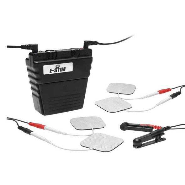Zeus Beginners Estim Power Unit Kit