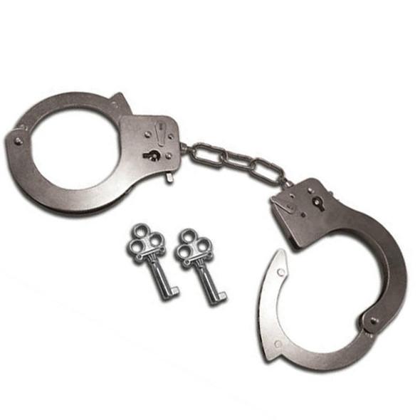 Sex & Mischief Metal Cuffs