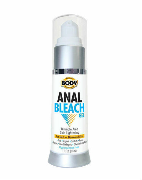 Body Action Anal Bleach