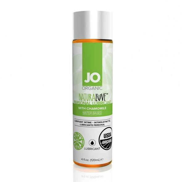 System JO Naturalove Organic Personal Lubricant