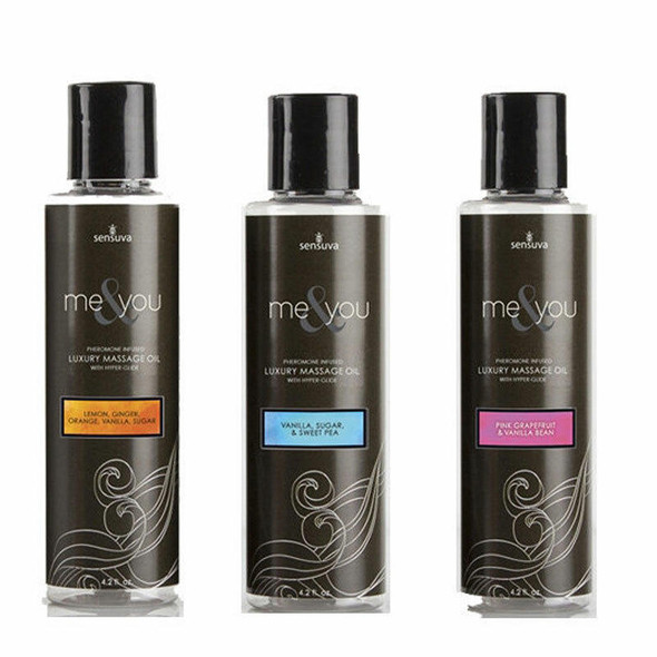 Me and You Luxury Massage Oil