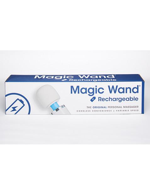 Rechargeable Hitachi Magic Wand Box