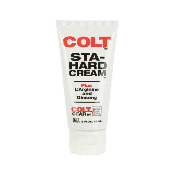 Colt Sta-Hard Desensitizing Cream