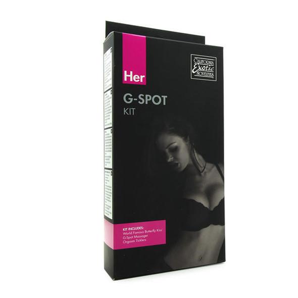 Calexotics Her G-Spot Kit