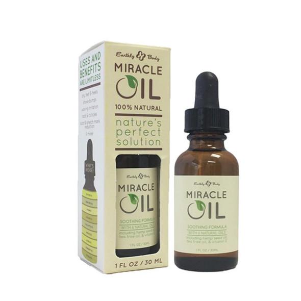 Hemp Miracle Oil