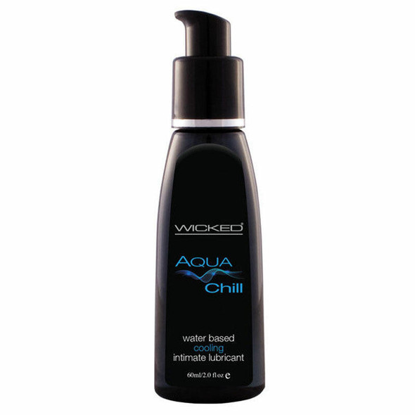 Aqua Chill Cooling Water-Based Lubricant
