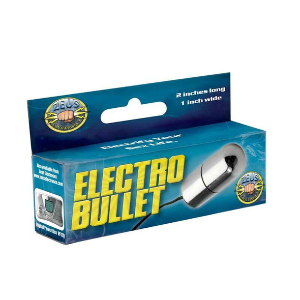 Zeus Electro Sex Bullet