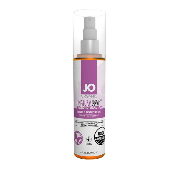 Jo Organic Naturalove Feminine Spray 4oz