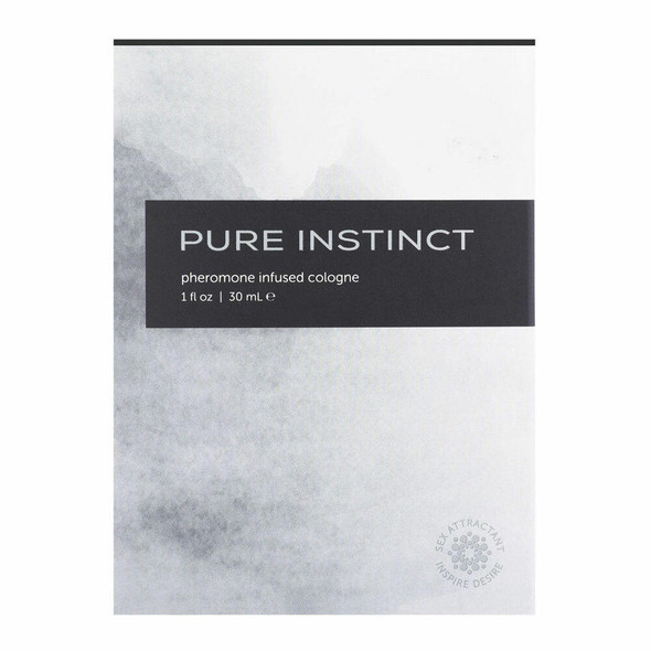 Pure Instinct Pheromone Cologne for Him Box