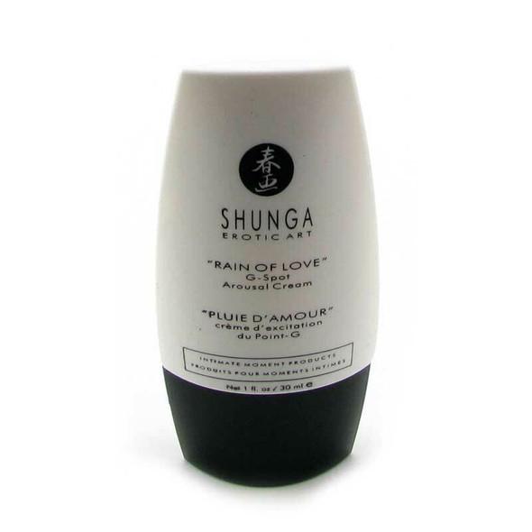 Shunga Rain of Love G-Spot Arousal Cream