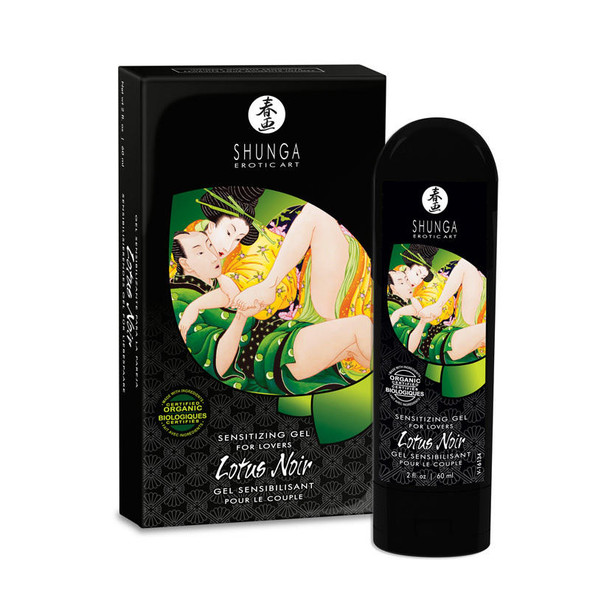 Lotus Noir - Sensitizing Gel for Lovers