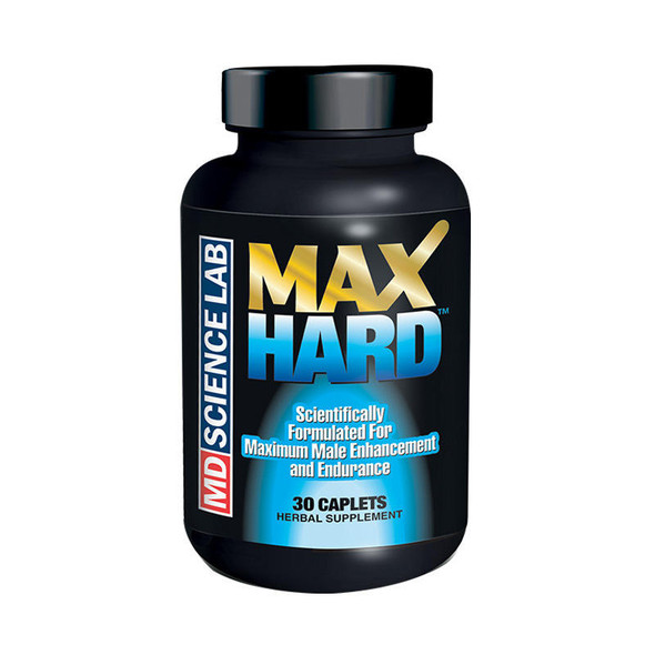 Max Hard Male Supplement 30 Ct