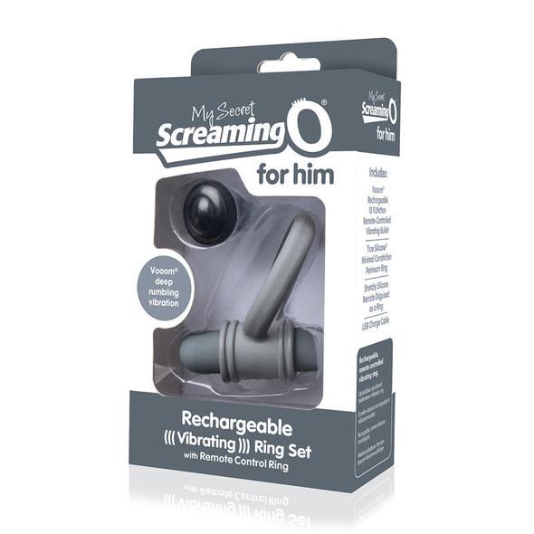 Screaming O Wireless Cock Ring