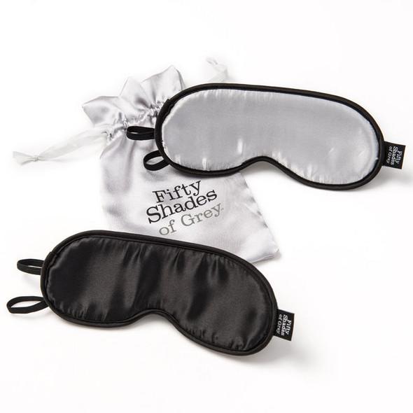 50 Shades of Grey Satin Blindfolds
