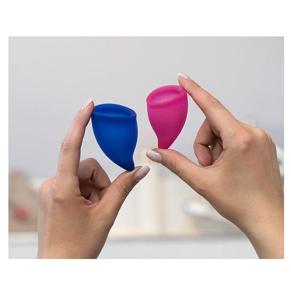 Fun Factory Fun Cups Reusable Menstrual Cups
