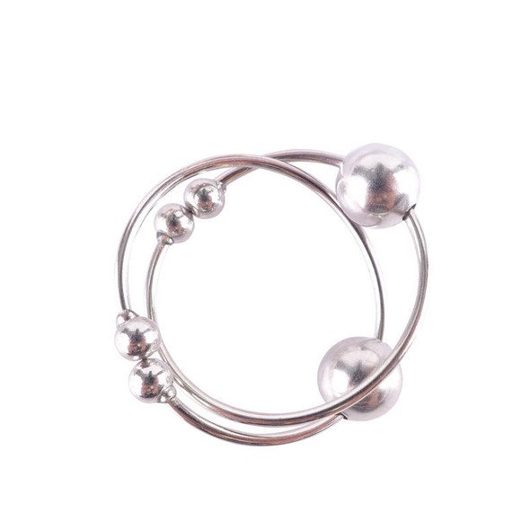 Fetish Fantasy Silver Nipple Bull Rings