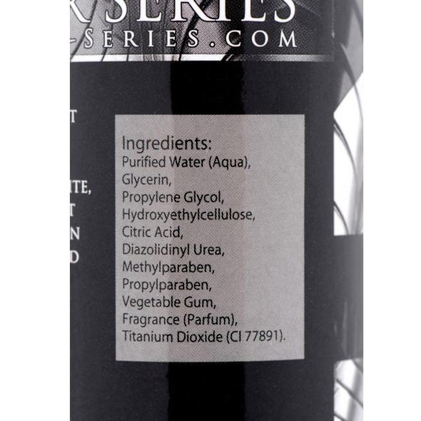 Jizz Cum Lubricant Ingredients