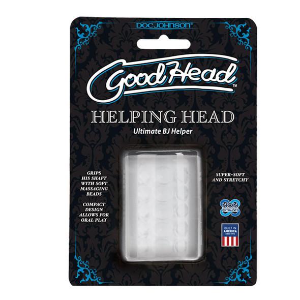 Good Head Blow Job Helper