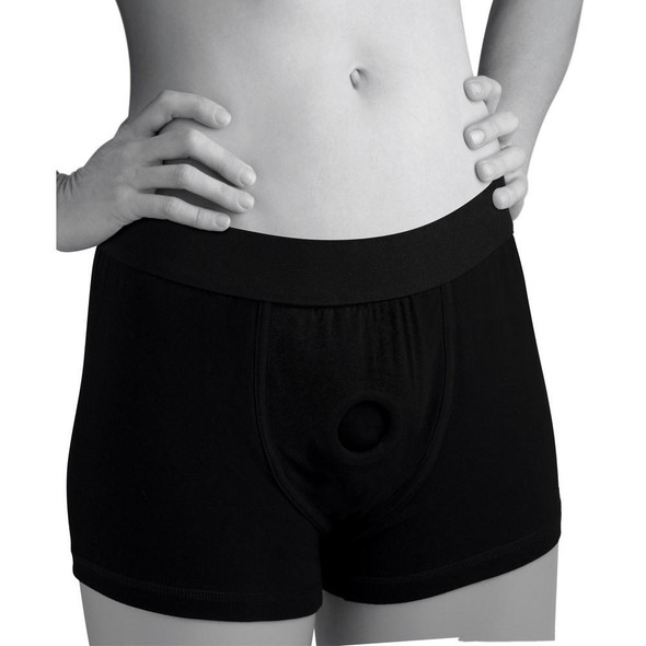 Mod Boxer Style Stap-On Harness