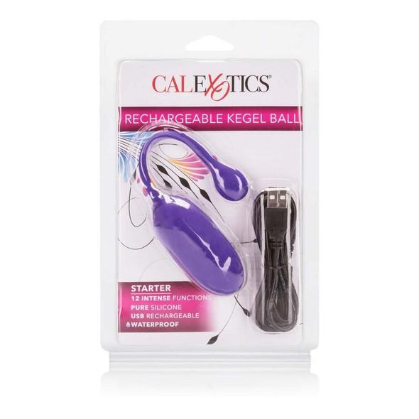 Calexotics Rechargeable Kegel Ball Starter