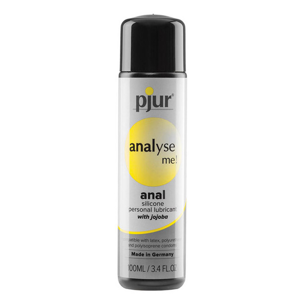 Pjur Analyse Me Silicone Personal Lubricant 3.4 oz