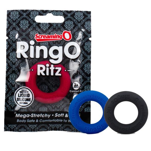Screaming O Ringo Ritz Silicone C-Ring