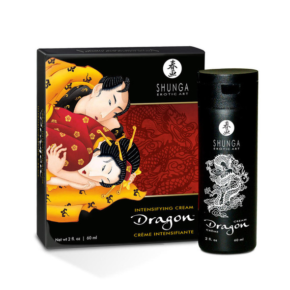 Shunga Dragaon Intensifying Cream