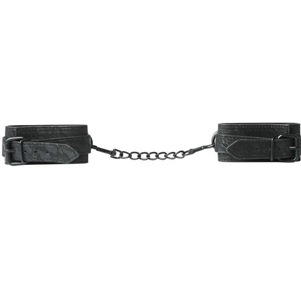 Sincerely Black Lace Cuffs