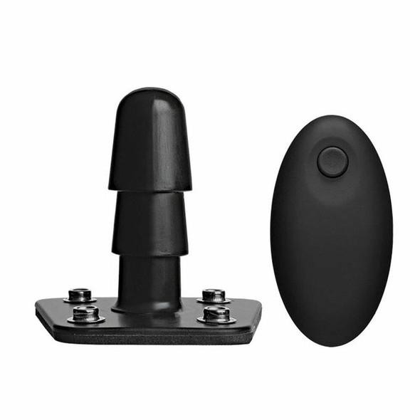 Vac-U-Lock - Vibrating Plug with Remote