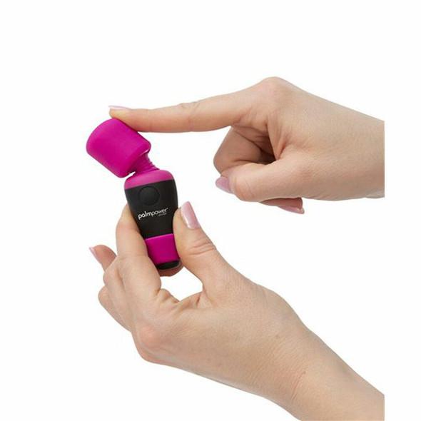 Palm Power Pocket Massager Flexible Head