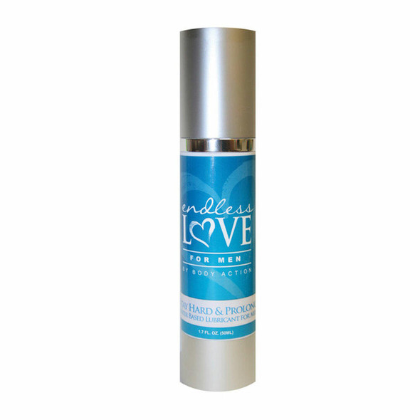 Endless Love For Men Stayhard & Prolong Lubricant
