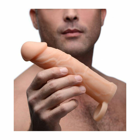 Size Matters 7 inch Silicone Penis Extension