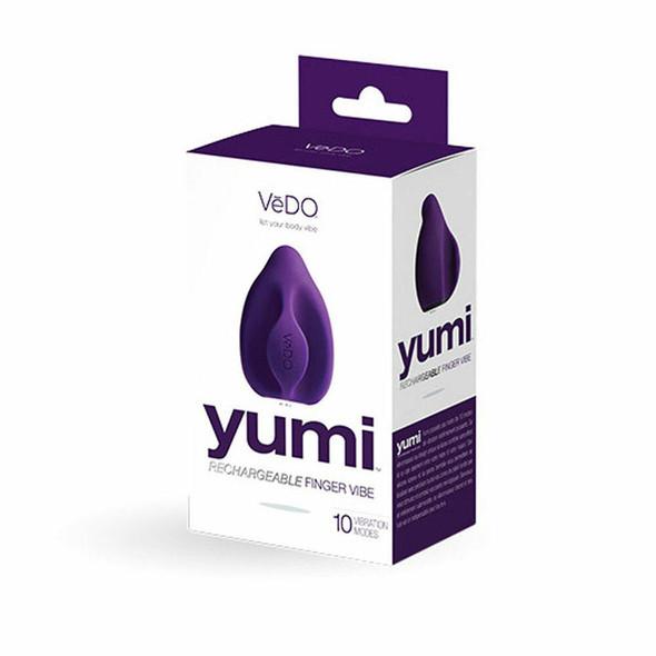VeDo Yumi Compact Silicone Finger Vibrator Box