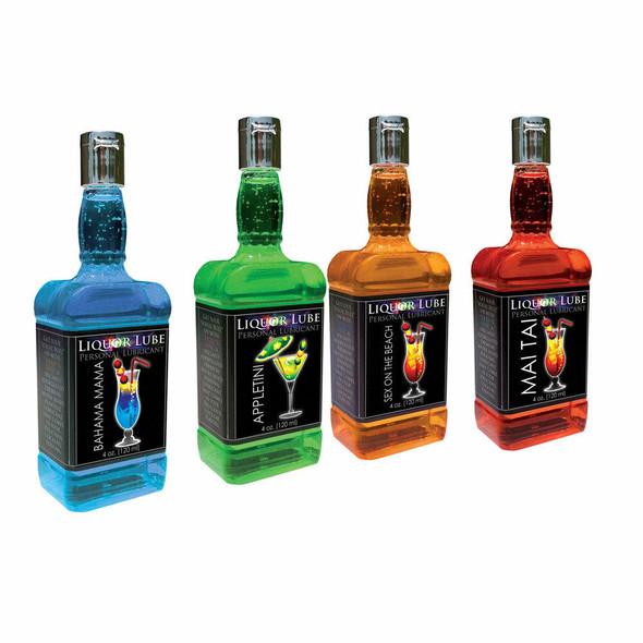 Liquor Lube Sex Lubricant