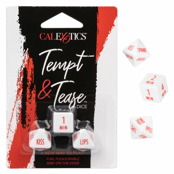 Tempt and Tease Dice Game