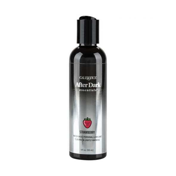 After Dark Essentials Water-Based Personal Lubricant Flavored & Lightly Warming