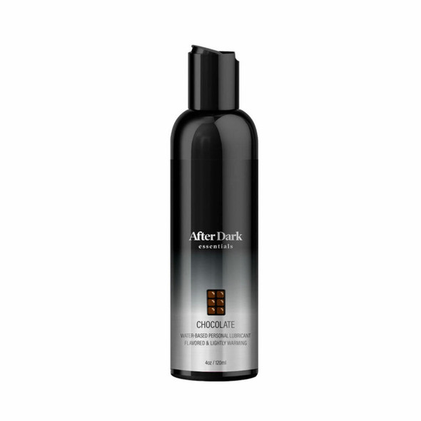 After Dark Essentials Water-Based Personal Lubricant Flavored & Lightly Warming - Chocolate