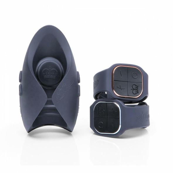 Hot Octopuss Pulse Duo Lux with Wristband Remotes